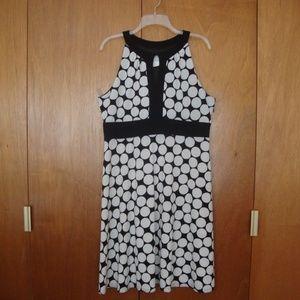 Eliza J Short Sleeve Dress